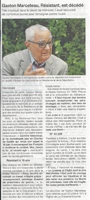 Gaston Marceteau