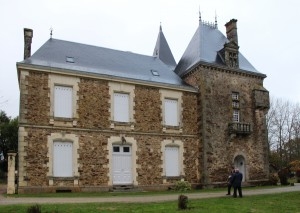 Château de la Braconnière